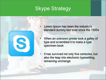 0000074439 PowerPoint Template - Slide 8