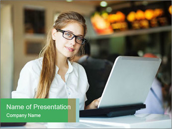 0000074440 PowerPoint Template - Slide 1