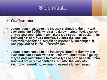 0000074446 PowerPoint Templates - Slide 2