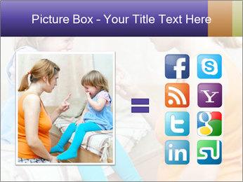 0000074446 PowerPoint Templates - Slide 21
