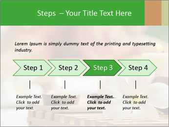 0000074454 PowerPoint Templates - Slide 4
