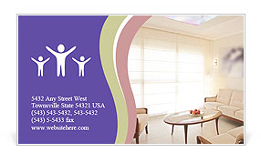 0000074477 Business Card Template