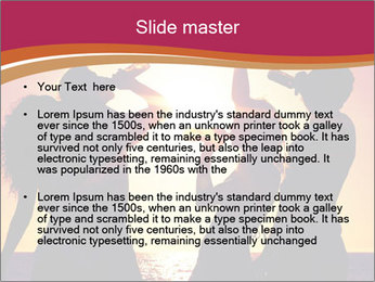 0000074496 PowerPoint Templates - Slide 2