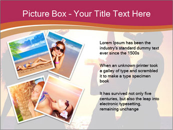 0000074496 PowerPoint Templates - Slide 23