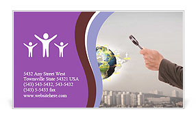 0000074499 Business Card Template