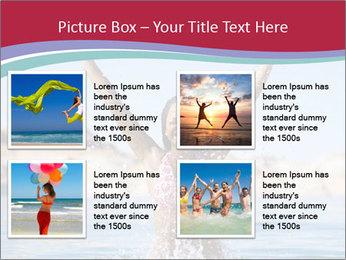 0000074503 PowerPoint Template - Slide 14