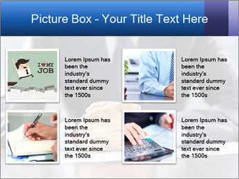 0000074504 PowerPoint Template - Slide 14