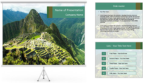 0000074515 PowerPoint Template