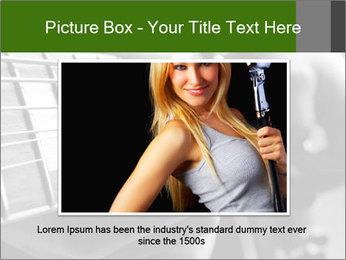 0000074536 PowerPoint Template - Slide 15