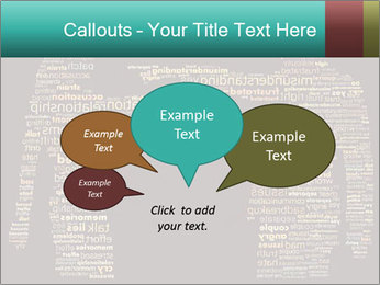 0000074537 PowerPoint Templates - Slide 73
