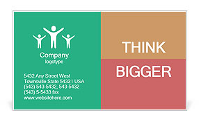 0000074540 Business Card Template