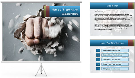 0000074542 PowerPoint Template