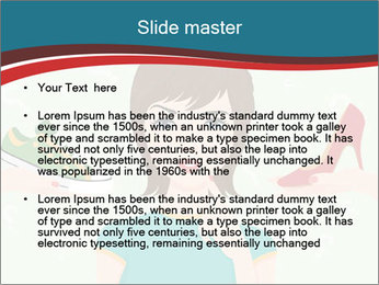 0000074545 PowerPoint Template - Slide 2