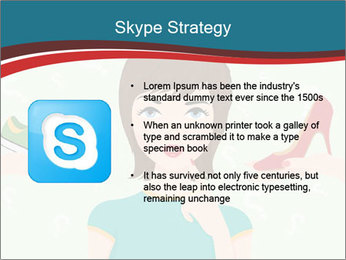 0000074545 PowerPoint Template - Slide 8