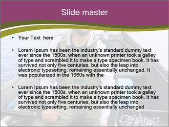 0000074552 PowerPoint Templates - Slide 2