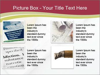 0000074553 PowerPoint Template - Slide 14