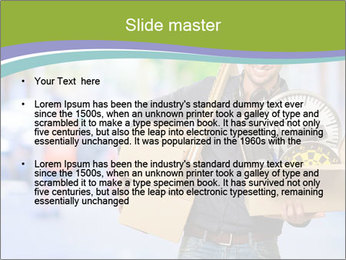 0000074557 PowerPoint Template - Slide 2