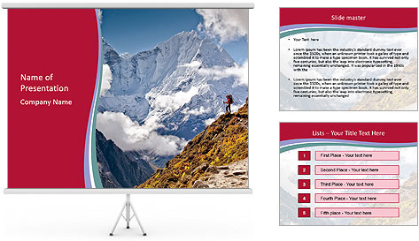 0000074560 PowerPoint Template