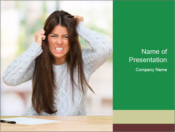 0000074561 PowerPoint Template - Slide 1