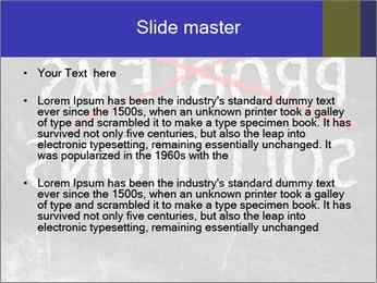 0000074562 PowerPoint Template - Slide 2