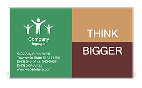 0000074573 Business Card Template
