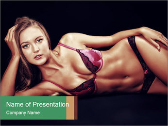 0000074573 PowerPoint Template - Slide 1
