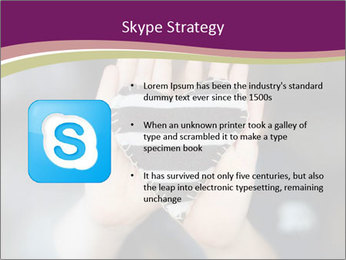 0000074587 PowerPoint Template - Slide 8
