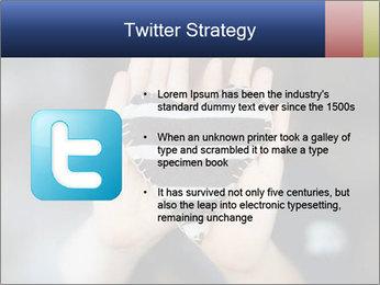 0000074589 PowerPoint Template - Slide 9