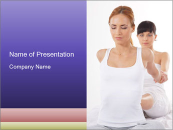 0000074600 PowerPoint Template - Slide 1