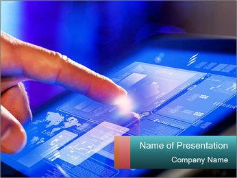 0000074601 PowerPoint Template - Slide 1