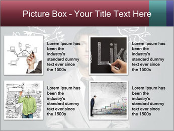0000074633 PowerPoint Template - Slide 14