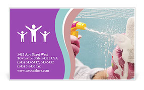 0000074650 Business Card Template
