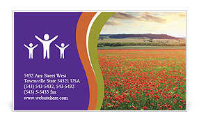 0000074659 Business Card Template