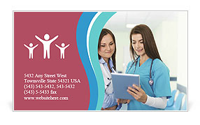 0000074665 Business Card Template
