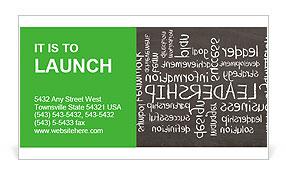 0000074675 Business Card Templates