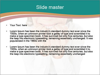 0000074687 PowerPoint Templates - Slide 2