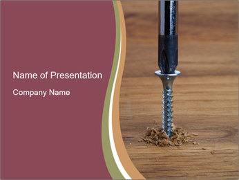 0000074689 PowerPoint Template - Slide 1
