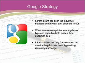 0000074702 PowerPoint Templates - Slide 10