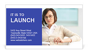 0000074703 Business Card Template