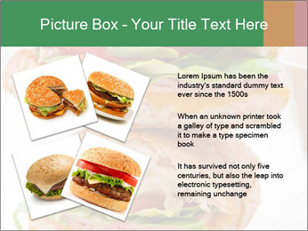 0000074707 PowerPoint Template - Slide 23