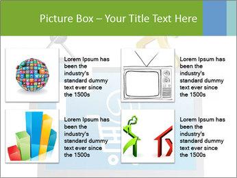 0000074709 PowerPoint Template - Slide 14