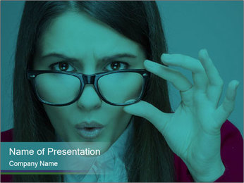 0000074720 PowerPoint Template - Slide 1