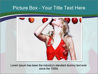 0000074720 PowerPoint Templates - Slide 16