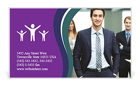 0000074723 Business Card Template