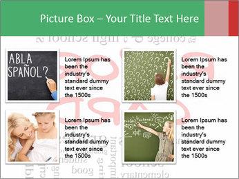 0000074733 PowerPoint Templates - Slide 14