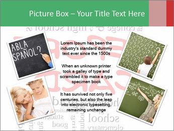 0000074733 PowerPoint Templates - Slide 24