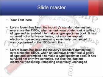 0000074735 PowerPoint Template - Slide 2