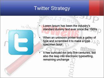 0000074735 PowerPoint Template - Slide 9