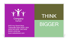 0000074752 Business Card Template
