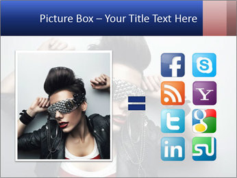 0000074758 PowerPoint Template - Slide 21